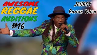 Top 5 Awesome REGGAE Auditions Worldwide #16