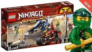 LEGO Ninjago Winter 2019 Sets Images! (Ninjago Legacy)