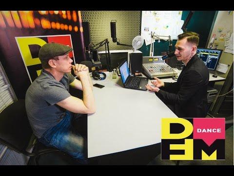 Рэпер Нигатив (Триада) на радио DFM