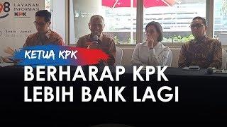 Konferensi Pers Ketua KPK, Agus Rahardjo seusai Peringatan Hakordia 2019