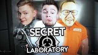 NOWA GRA O SCP! NOWE PRZYGODY! | SCP: Secret Laboratory [#1] (With: Ekipa)
