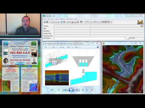 Learn HEC-RAS 1D and 2D with online courses facilitated by ICE ...