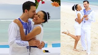 OUR WEDDING VIDEO ♥