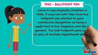 History Of Educational Technology (Timeline)