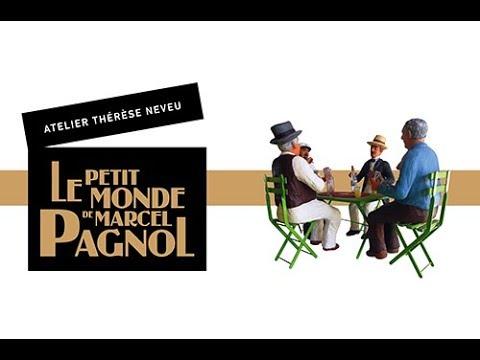 Inauguration du nouveau Petit Monde de Marcel Pagnol