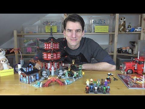 LEGO® Ninjago 70751 - Tempel des Airjitzu