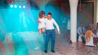 Красивый свадебный танец. Фёдор и Татьяна. Good Luck Film