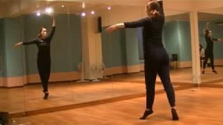 香音先生のダンス講座~一緒にやってみよう③~ジャズプリエのサムネイル