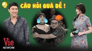 Trai đẹp B Trần trả lời Nhanh Như Chớp ào ào vượt mặt Vợ Vinh Râu FAP TV l Vietalents Official