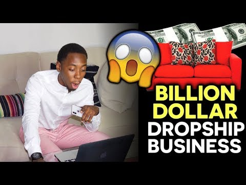 The Most Successful Dropshipping Ecommerce Business Ever!