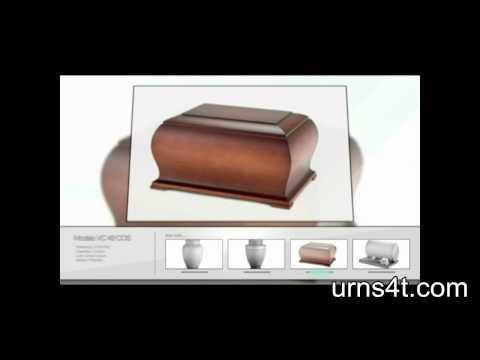 Productos urns 4t Urnas Incineración - Catálogo