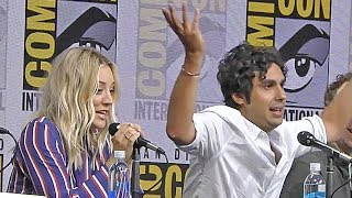 Big Bang Theory - Soft Kitty - The cast, crew and Hall H sing the Soft Kitty Song