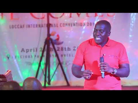 loccaf 2018 day 2 pastor bankie