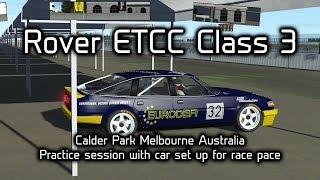 Rfactor 2 | Practice session and car set up | Xfactor racing Touring car legends Monday night