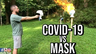 Do Masks Work Or Not?? Proving Whether Masks Stop Covid-19 Transmission With Uncle Rob