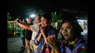 Thai cave rescue: All 12 soccer boys, coach freed from flooded Thai cave