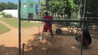 Jasson Dominguez, CF, Dominican Republic - 2019 July 2nd