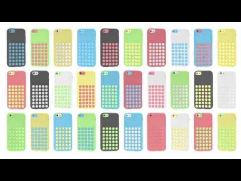 Video clip giới thiệu iPhone 5C