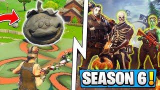 *NEW* Fortnite Update! | Season 6 News, Tomato Event, Gold Pickaxe!