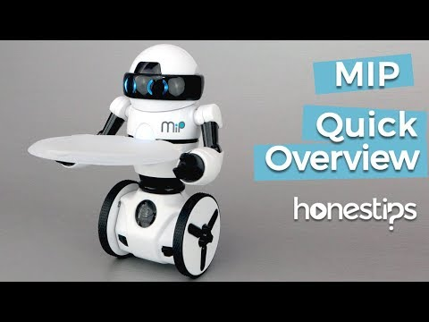 MIP by WowWee. Quick Overview