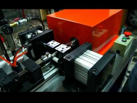 TD-91528,OD15mm,Air Pressure End Fitting Nut Machine /GAS SPRING