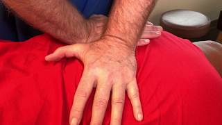 Houston Oil Refinery Worker Gets First Adjustment Ever At Advanced Chiropractic Relief