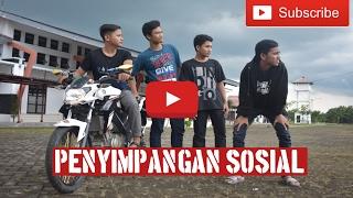Penyimpangan Sosial Antar Remaja