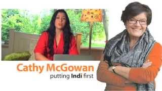 Cathy McGowan TV Advertisement - 'Georgina - First time voter'