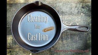clean cast iron pan electrolysis - मुफ्त ऑनलाइन