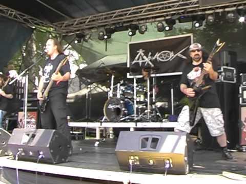 Amok - AMOK  Czech Death Fest 2015