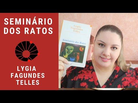 Seminário dos ratos - Lygia Fagundes Telles [Unicamp 2022]