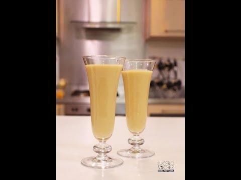 Cómo Preparar Vino Caliente, Crema De Navidad, Aguardiente Sour - Lucero Vílchez Cocina
