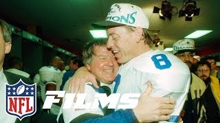 Troy Aikman Leads the Cowboys to Back-to-Back Super Bowls | Troy Aikman: A Football Life | NFL Films