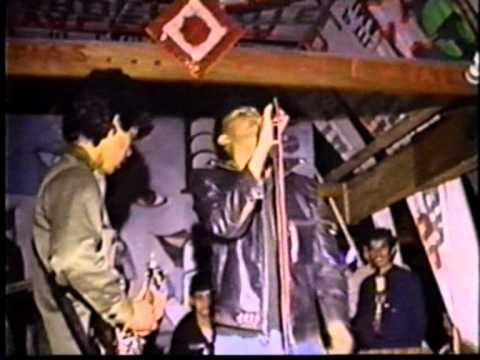Sociedad de Mierda - Magia 1986 - grito