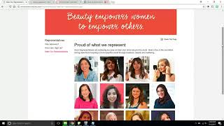Avon Seeks New Reps Worldwide