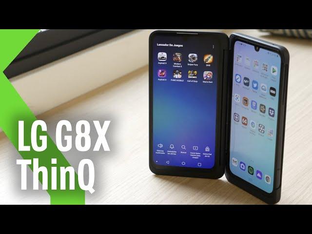 LG G8X ThinQ, análisis: una DOBLE PANTALLA que se RENUEVA