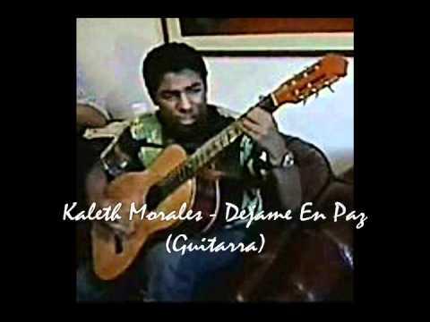 Dejame En Paz (guitarra)