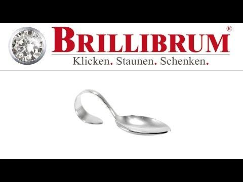 AMUSE GUEULE SERVIERLÖFFEL VERSILBERT KAUFEN | BRILLIBRUM