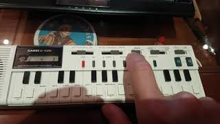 DA DA DA - Trio , how  to play on CASIO VL-TONE