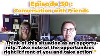 Conversation with Grace Chivell Melbourne Australia Episode 30