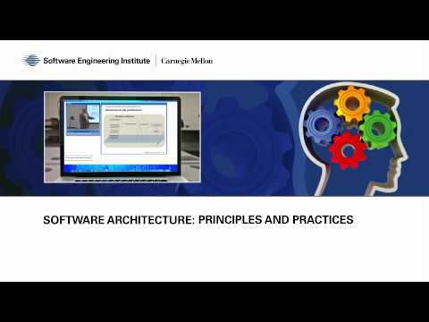 Software Architecture: Principles & Practices - eLearning