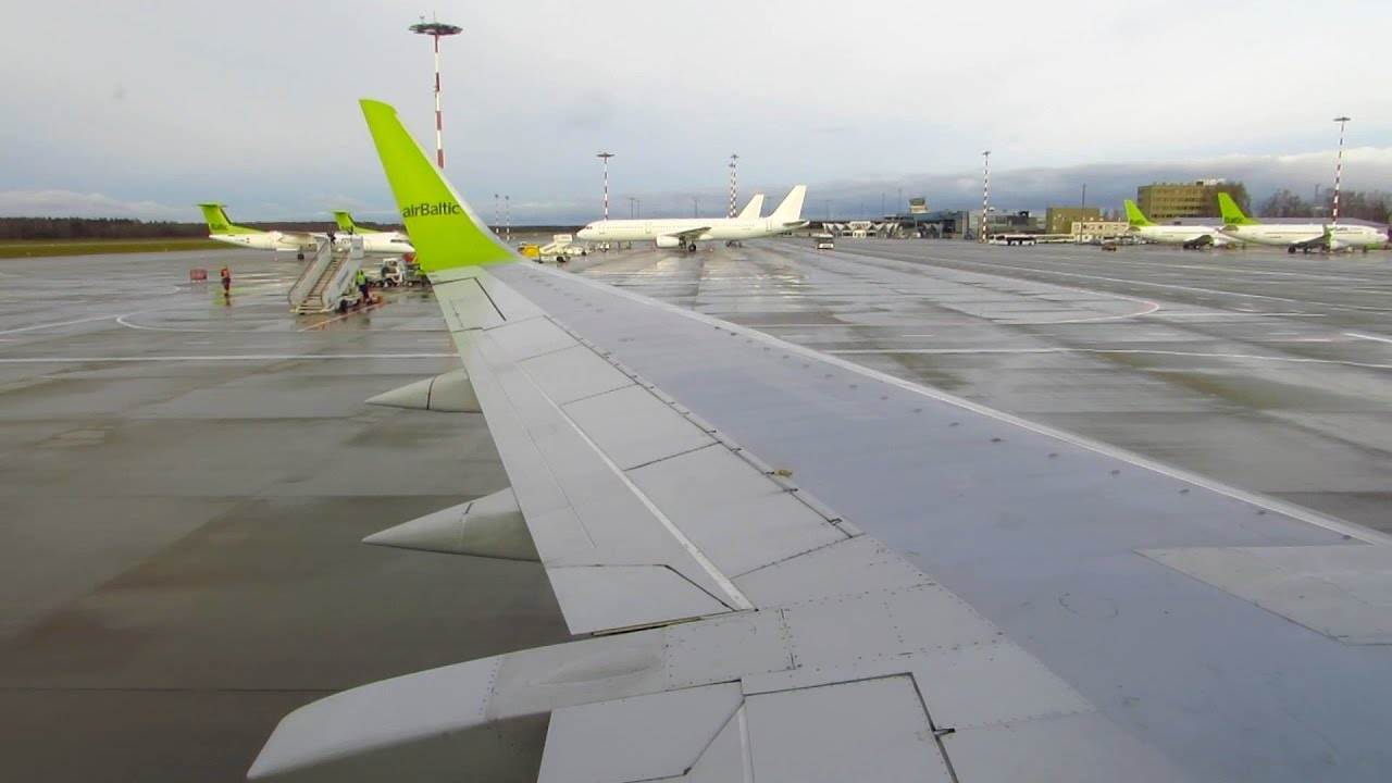 Air Baltic CS300 Archives - PlaneSpottingBerlin com