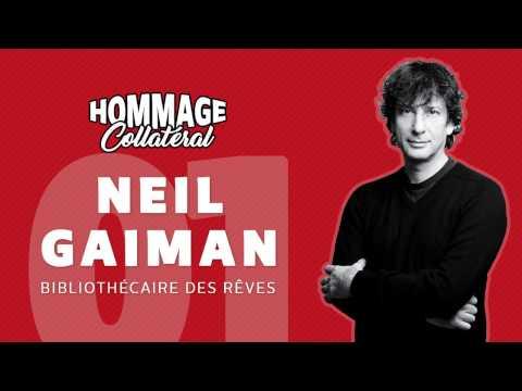 Vidéo de Neil Gaiman