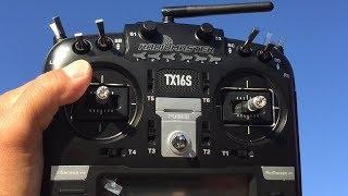 RadioMaster TX16S 2.4G 16CH Multi-protocol OpenTX Transmitter