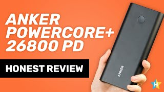 Anker Powercore+ 26800 PD USB Power Bank - Honest Review