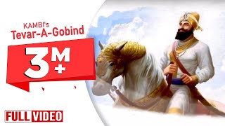 Tevar-A-Gobind   Kambi Ft. Randy J   Proud To Be A Sikh 2 Film   Official Song
