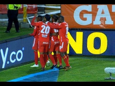 Millonarios vs. America (1-2) | Liga Aguila 2019-II | Fecha 17