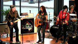Everywhere is Home - Antigone Rising live @ UDetroit Media Cafe