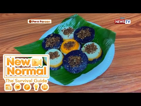 [GMA]  Pera Paraan: Pinoy merienda, available na for online delivery! | New Normal