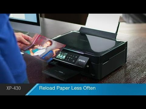 Epson Expression Home XP-430 Small-in-One Printer | All-in-One